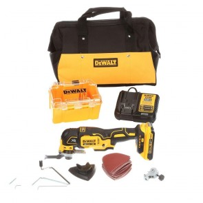 DeWalt 20V MAX XR Cordless Lithium-Ion Brushless Oscillating Multi-Tool Kit