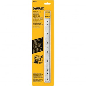 DeWalt 12-1/2 in. Steel Disposable Reversible Planer Knives for Planers