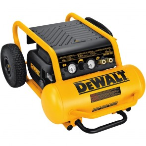DeWalt 1.6 HP Continuous, 200 PSI, 4.5 Gallon Compressor
