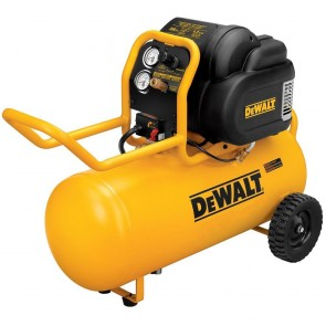DeWalt 1.6 HP Continuous, 200 PSI, 15 Gallon Workshop Compressor