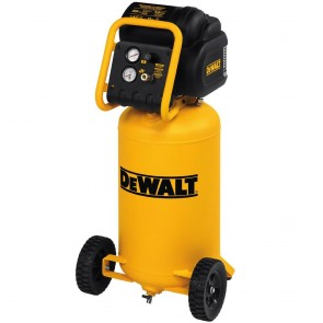 DeWalt 1.6 HP Continuous, 200 PSI, 15 Gallon Workshop Vertical Compressor