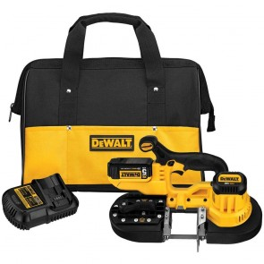 DeWalt 20V MAX Cordless Lithium-Ion Band Saw Kit