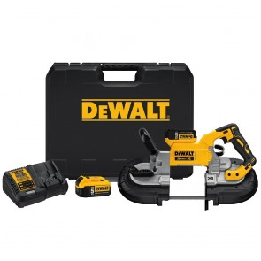 DeWalt 20V MAX XR Cordless Lithium-Ion 5 in. Band Saw Kit