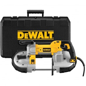 DeWalt Heavy Duty Deep Cut Portable Band Saw Kit