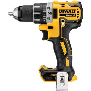 DeWalt 20V MAX XR Cordless Lithium-Ion 1/2 in. Brushless 2-Speed Compact Drill Driver (Bare Tool)
