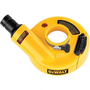 "DeWalt 7"" Surface Grinding Dust Shroud"