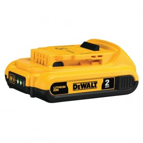 DeWalt 20V MAX XR 2 Ah Lithium-Ion Battery