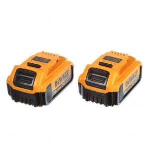 DeWalt 20V MAX XR 4 Ah Lithium-Ion Battery (2-Pack)