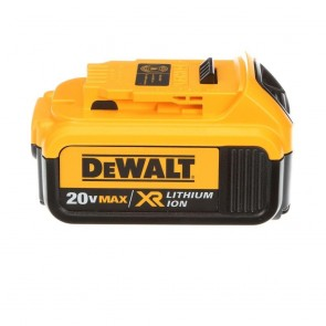 DeWalt 20V MAX XR 4 Ah Lithium-Ion Battery