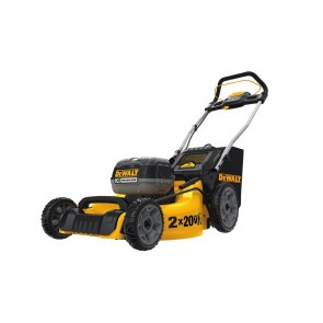 "DeWalt 20"" 20V MAX Lithium Ion Cordless Walk Behind Push Lawn Mower"