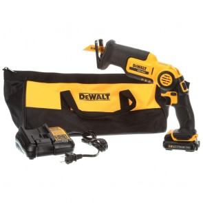 DeWalt 12V MAX Cordless Lithium-Ion Reciprocating Saw Kit
