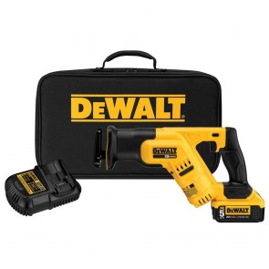 DeWalt 20V MAX 5.0 Ah Cordless Lithium-Ion Reciprocating Saw Kit