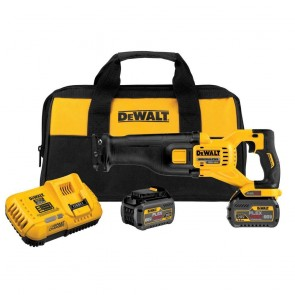 DeWalt 60V MAX Cordless Lithium-Ion Reciprocating Saw Kit with 2 FLEXVOLT Batteries