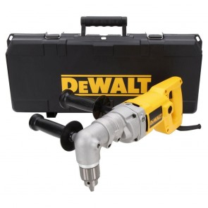 DeWalt 1/2 in. 400/600/900 RPM 7.0 Amp Right Angle Drill Kit