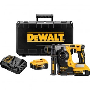 DeWalt 20V MAX Cordless Lithium-Ion Brushless SDS 3-Mode 1 in. Rotary Hammer Kit