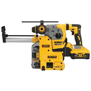 DeWalt 20V MAX* XR Brushless 1-1/8 In. L-Shape SDS Plus Rotary Hammer Kit