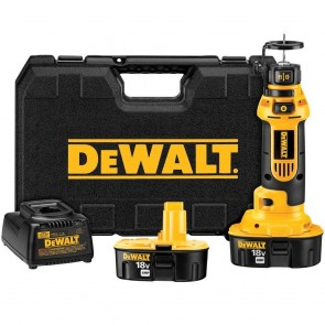 DeWalt 18V Cordless Cut-Out Tool Kit
