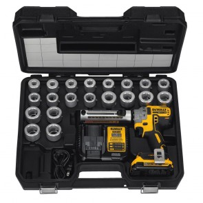 DeWalt 20V MAX 2.0 Ah XR Cordless Lithium-Ion Brushless Cable Stripper Kit