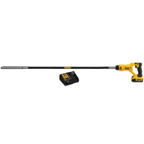 DeWalt 20V Cordless Lithium-Ion Concrete Vibrator Kit