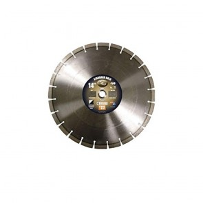 "Diamond Products 14"" x .125 Standard Gold High Speed Diamond Blade"