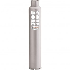 "Diamond Products 1-1/8"" Supreme Silver Wet Core Bit"