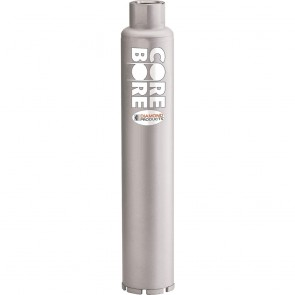 "Diamond Products 1-3/8"" Supreme Silver Wet Core Bit"