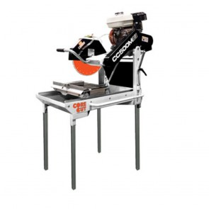 Diamond Products CC515MXL2-E1 1.5 HP Baldor-115/230v Electric Masonry Saw