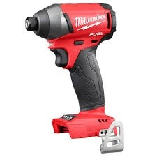 "Milwaukee M18 FUEL 1/4"" HEX Impact Driver (Bare Tool)"