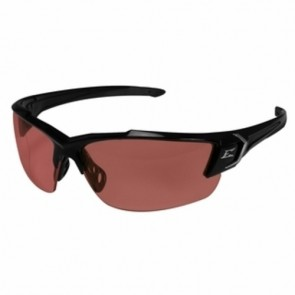 "Edge Eyewear Khor G2 Black Copper ""Driving"" Lens Safety Glasses"