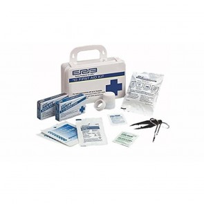 ERB 10 Person Plastic First Aid Kit