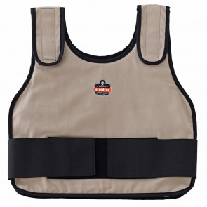 Ergodyne Chill-Its® 6230 Standard Phase Change Cooling Vest with Packs (S/M)