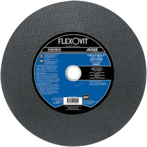 "Flexovit 14""X1/8""X1"" High Performance Type 1 - High Speed Saw Wheel"