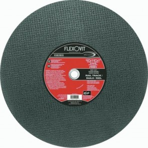 "Flexovit 16""x1/8""x1"" A30PB - Fast Cut Reinforced High Speed Cutoff Wheel"