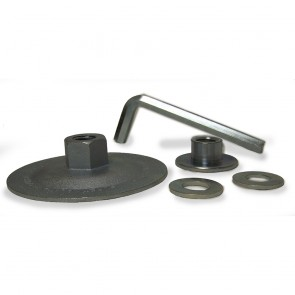 Flexovit 5/8-11 CP50 - REUSABLE Bonded Abrasive Accessories