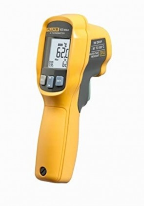 Fluke 62 MAX IR Thermometer, Non Contact
