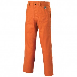 "Revco/Black Stallion® Flame-Resistant Cotton Work Pants, Orange, 38"" Waist"