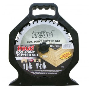 "Freud 8"" Box Joint Cutter Set"