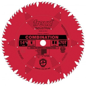 "Freud 10"" Combination Blade"
