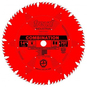 "Freud 14"" Combination Blade"