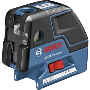 Bosch Five-Point Self-Leveling Alignment Laser and Cross-Line