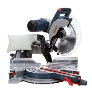 Bosch 12 In. Dual-Bevel Glide Miter Saw