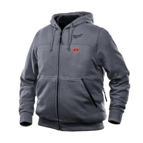 Milwaukee M12™ Heated Hoodie (Hoodie Only), Small, Gray