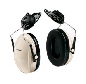 3M™ Peltor™ Optime™ 95 Cap-Mount Earmuffs, Hearing Conservation
