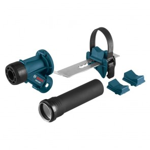 Bosch SDS-max® and Spline Dust-Collection Attachment