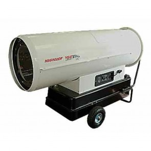 Heatstar 610,000 BTU Forced Air Direct Fired Industrial Heater