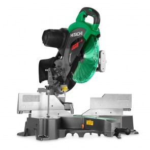 Hitachi 12 In. Sliding Compound Miter Saw