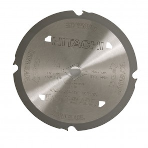 "Hitachi 7-1/4"" Hardi Saw Blade"