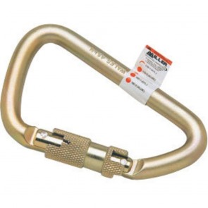 Honeywell Miller Carabiner twist Lock Steel Anchorage Connector
