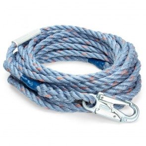 Honeywell Miller 25ft 300 Series Rope Lifelines