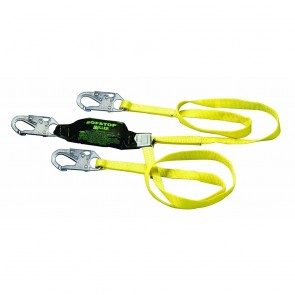 Honeywell Miller Lanyards with SofStop Shock Absorber Pack
